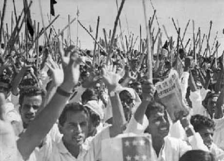 ৫ মার্চ ১৯৭১: গণহত্যার প্রতিবাদে উত্তাল সারা দেশ