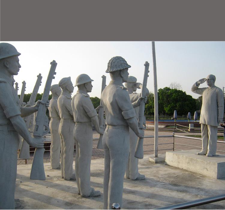 মুজিবনগর সরকার: আজো স্বীকৃতি পাননি গার্ড অব অনার প্রদানকারীরা!