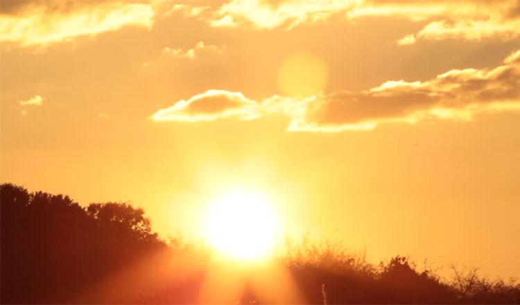 ছদ্মবেশী সূর্যের দিন