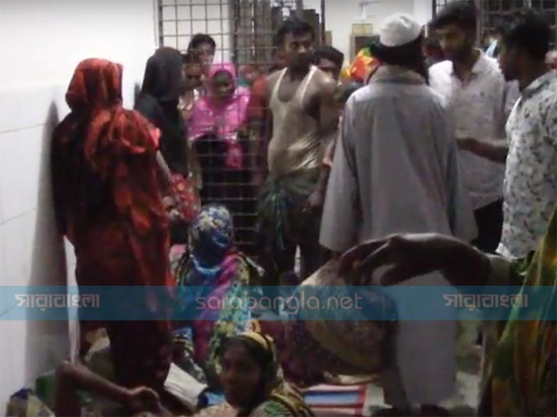 চুয়াডাঙ্গায় দুই মোটরসাইকেলের সংঘর্ষে কলেজ ছাত্রের মৃত্যু