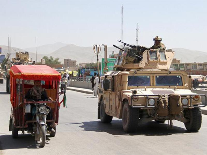 আফগানিস্তানে তালিবান হামলায় ৪৪ সেনা-পুলিশ নিহত