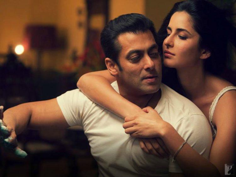 Salman And Katrina Kaif
