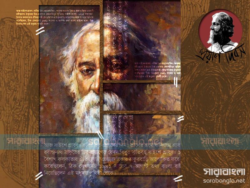 মানবমৈত্রীর বাণীবাহক রবীন্দ্রনাথ