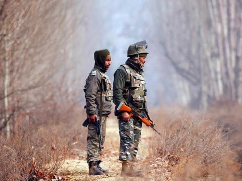 ভারতীয় সেনাবাহিনীর গুলিতে দুই পাকিস্তানি সেনার মৃত্যু