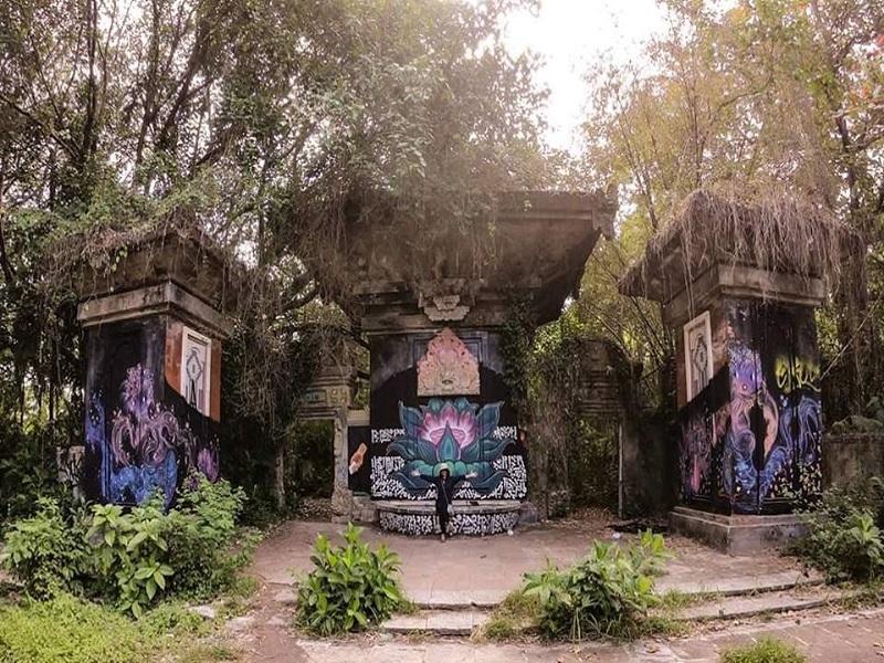 তামান ফেস্টিভাল: ভূতুরে এক বিনোদন পার্ক