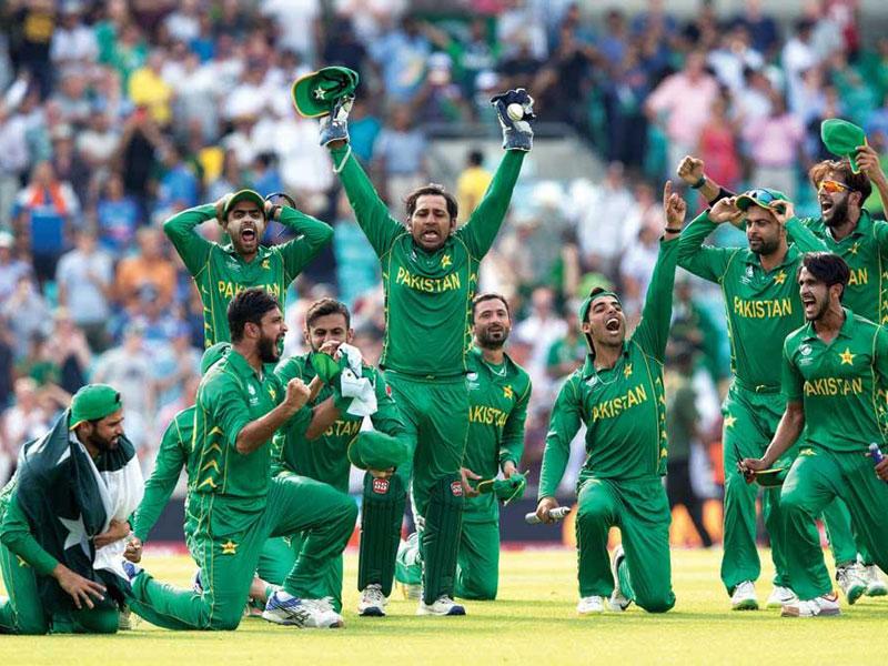 'চ্যাম্পিয়ন্স ট্রফি বদলে দিয়েছে পাকিস্তানকে'