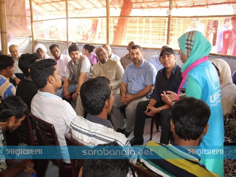 রোহিঙ্গা সমস্যা সমাধানে কাজ করছে ওআইসি