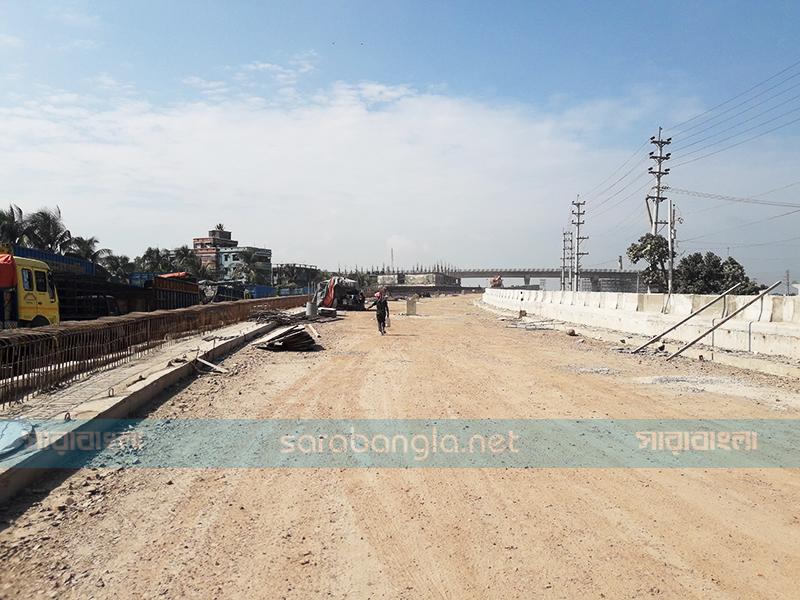 ভুলতা ফ্লাইওভারে বদলে যাবে রূপগঞ্জ