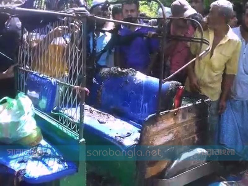 কুমিল্লায় বিদ্যুৎস্পৃষ্টে ৪ জনের মৃত্যু