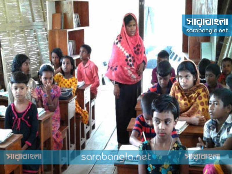 চলনবিলে শিক্ষার আলো ছড়াচ্ছে ২৩টি ভাসমান স্কুল