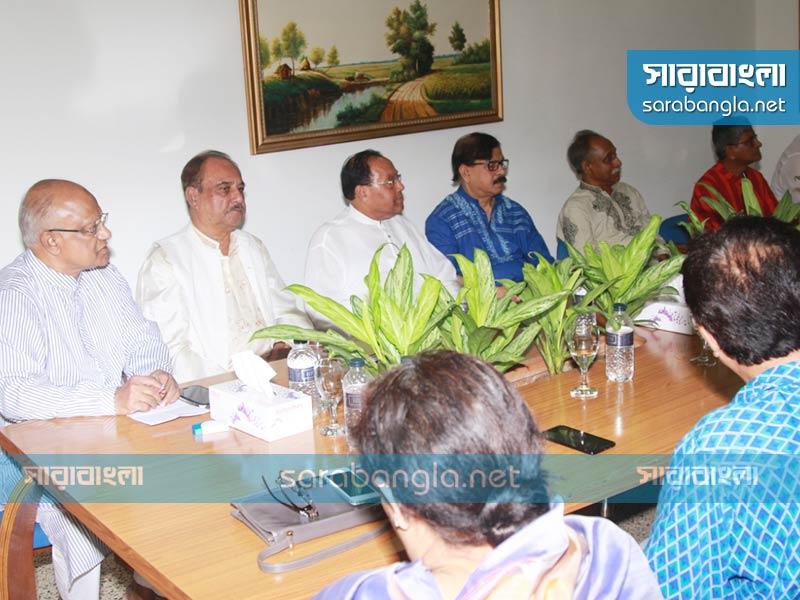 লিয়াজোঁ কমিটি গঠন, চট্টগ্রাম ও রাজশাহীতে সমাবেশ
