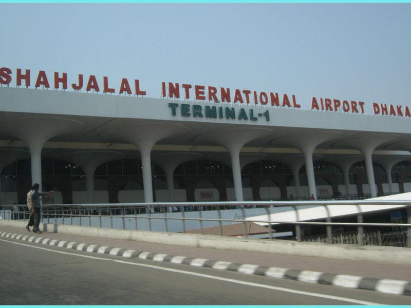 শাহজালাল আন্তর্জাতিক বিমানবন্দর, ফ্লাইট