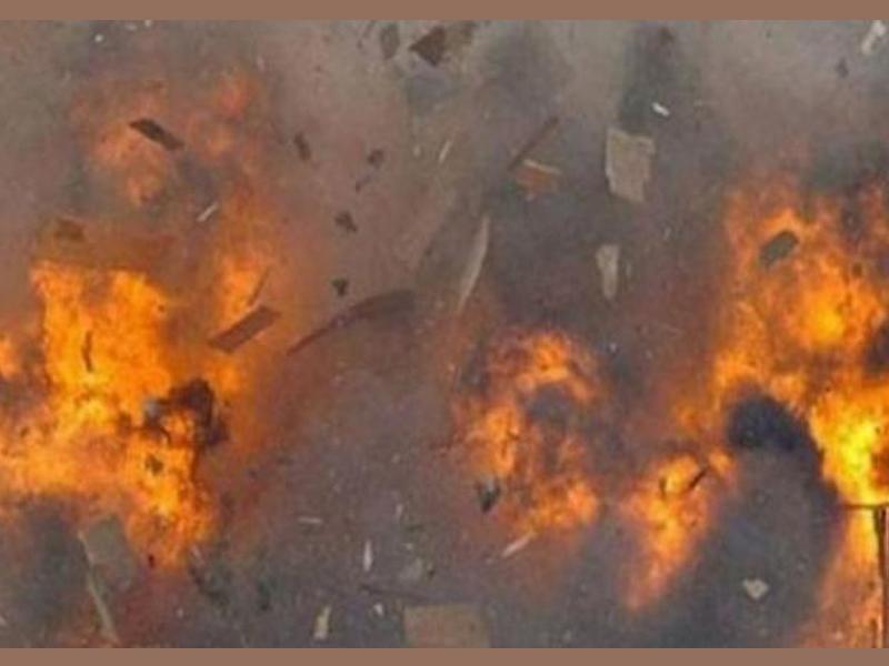 ভারতে সেনাবাহিনীর অস্ত্রভাণ্ডারে বিস্ফোরণ, নিহত ৬