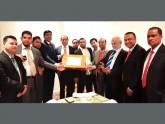 ওমানে বাংলাদেশ দূতাবাসের প্রধানকে বিদায়ী সংবর্ধনা