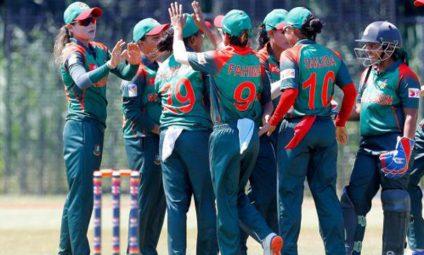 নারী 'এ' ক্রিকেট দল যাচ্ছে প্রোটিয়া সফরে