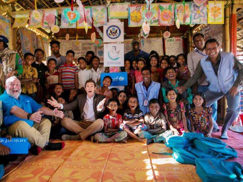 রোহিঙ্গা সংকট সমাধানের দায়িত্ব মিয়ানমারের: যুক্তরাষ্ট্র