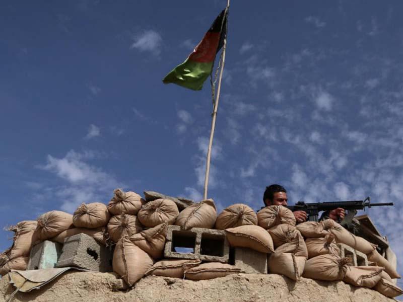 আফগানিস্তানে নিরাপত্তা বাহিনীর গাড়ি বহরে হামলা, নিহত ৪