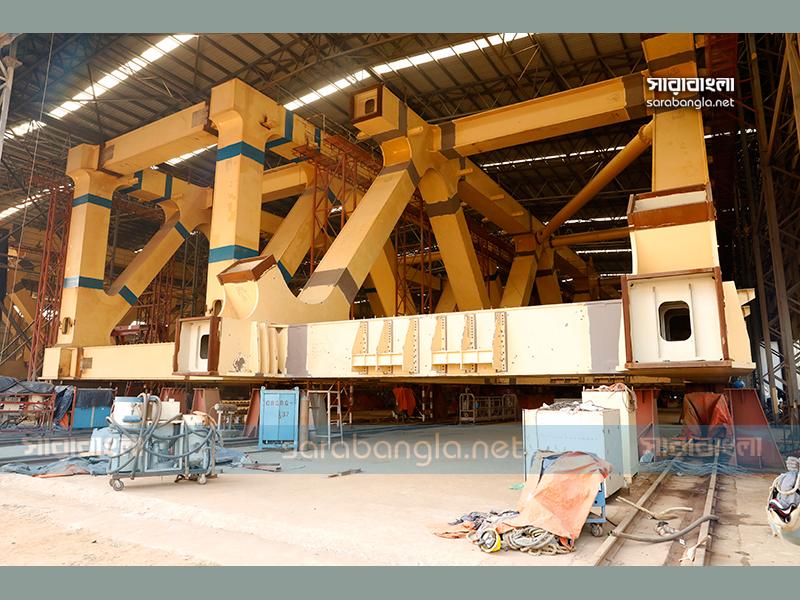 পদ্মাসেতু, পদ্মাসেতুর নির্মাণ কাজ, পদ্মাসেতু রেলসংযোগ,