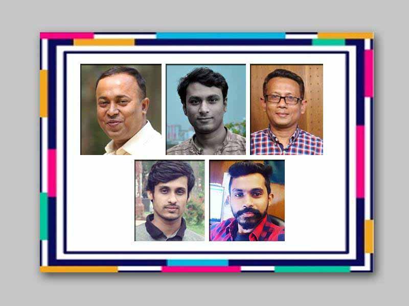 অভিনন্দন টিম সারাবাংলা! কেউ কেউ থাকে সেরাদের সেরা
