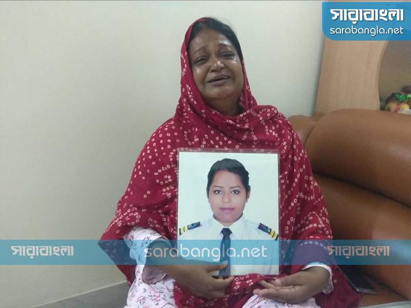 'আমাকে সাইকেল কিনে দাও, বড় হয়ে বিমান চালাব'