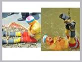 ম্যাজিক দেখাতে গিয়ে ট্র্যাজিক পরিণতি লাহিড়ীর (ভিডিও)
