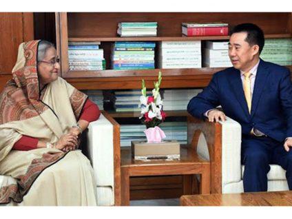 'রোহিঙ্গা সমস্যা সমাধানে চীন গঠনমূলক ভূমিকা পালন করবে'
