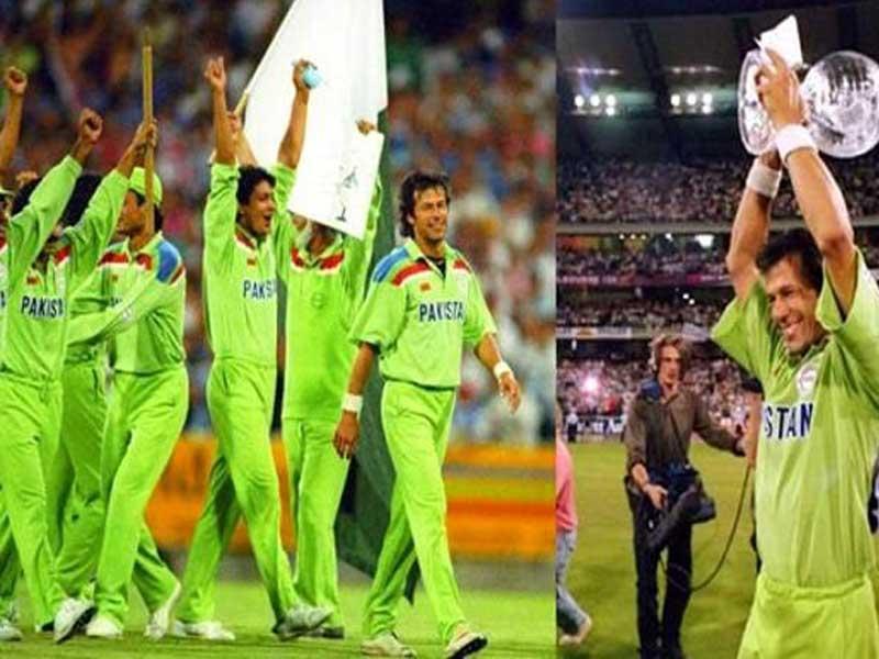 'আনপ্রেডিক্টেবল' পাকিস্তান ১৯৯২'র পিছু পিছু!