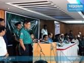 রাজধানীতে বড় কোনো অপরাধ নেই : ডিএমপি কমিশনার