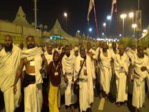 মিনায় যাচ্ছেন মুসল্লিরা, হজের আনুষ্ঠানিকতা শুরু