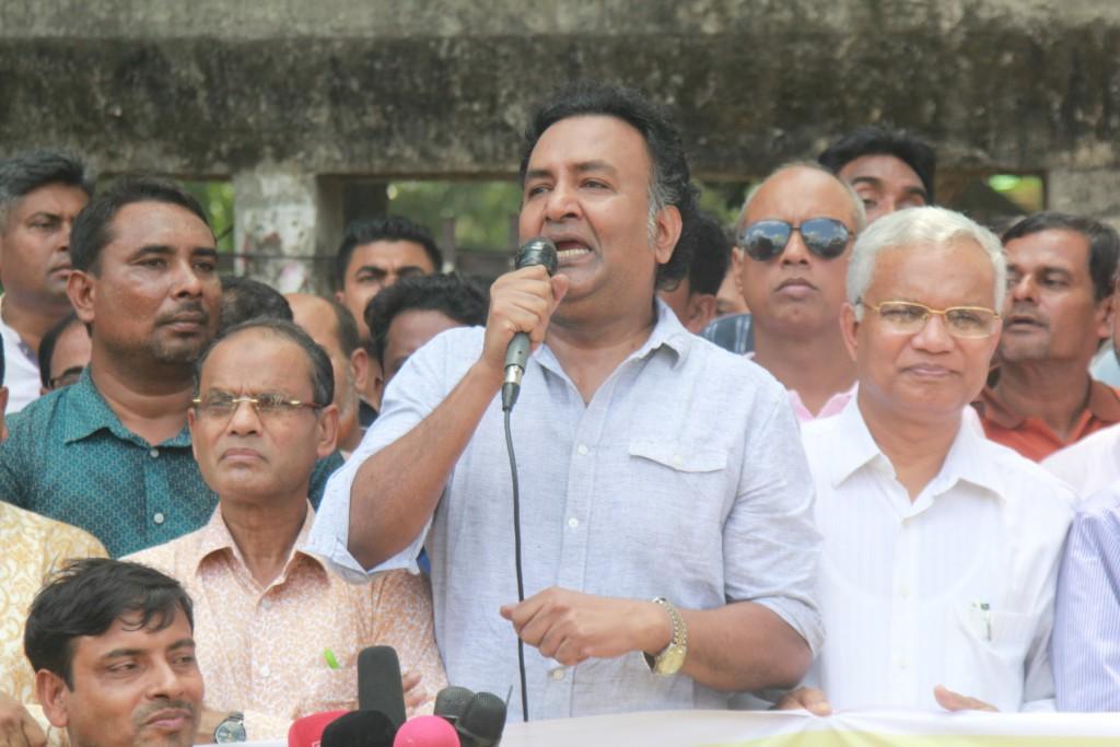 শুধু পদচ্যুতি নয়, শোভন-রাব্বানীর বিচার চায় বিএনপি