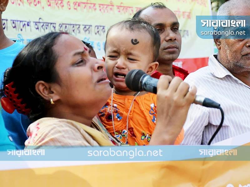 মোবাইলে কল এলে এখনো 'বাবা' বলে ডেকে ওঠে কান্তাশ্রীরী