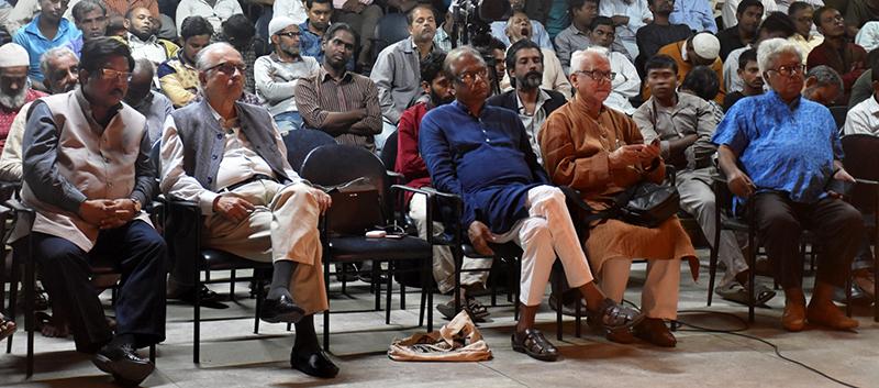 'একাত্তরের কলকাতায় বঙ্গবন্ধুর ডাক'
