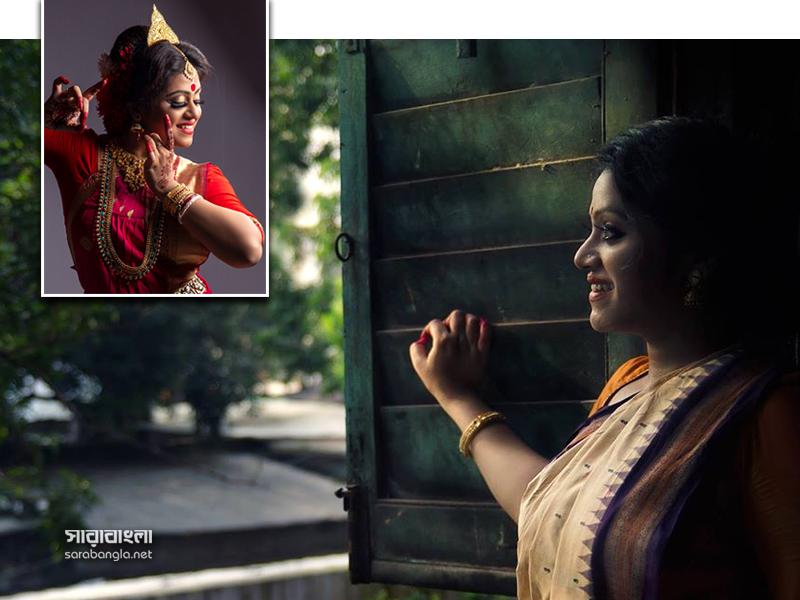 'গৌড়ীয় নৃত্য উৎসব'-এ র্যাচেল প্রিয়াংকা প্যারিস