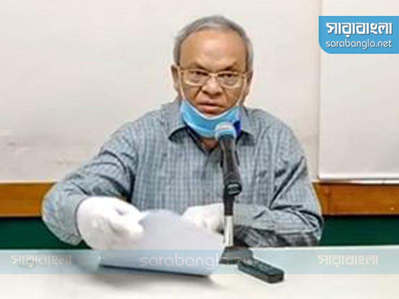 সরকার পতনে 'প্রশস্ত' রাজপথেই আন্দোলন করছে বিএনপি: রিজভী