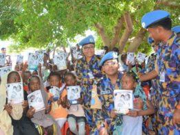 সংঘাতপূর্ণ দেশগুলোতে শান্তিরক্ষায় কাজ করছে বাংলাদেশ পুলিশ