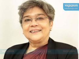 নারী শান্তিরক্ষীদের অভিবাদন জানালেন রাষ্ট্রদূত রাবাব ফাতিমা
