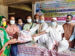 কর্ণফুলী জুটমিলস শ্রমিকদের খাদ্যসামগ্রী দিলেন তথ্যমন্ত্রী