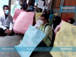 স্থগিত এমবিবিএস ফাইনাল প্রোফেশনাল পরীক্ষা দ্রুত চায় শিক্ষার্থীরা