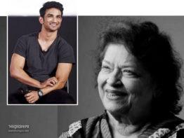 সুশান্ত'র হাসিমাখা মুখ ভুলতে পারেন নি 'নাচের রানি' সরোজ খান