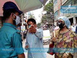 লকডাউন ওয়ারী: বাইরে যাওয়ার ভিন্ন ভিন্ন অজুহাত বাসিন্দাদের