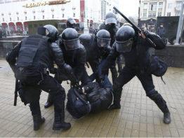 'বেলারুশে আটক সরকারবিরোধীদের ওপর ব্যাপক নির্যাতন'