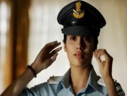 'গুঞ্জন সাক্সেনা' নিয়ে ভারতীয় বিমানবাহিনীর আপত্তি