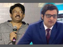 রামগোপাল ভার্মা'র ক্ষোভের সিনেমা 'অর্ণব: দ্য নিউজ প্রস্টিটিউট'