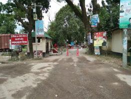হিলি স্থলবন্দর দিয়ে পণ্য আমদানি-রফতানি বন্ধ