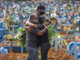 দক্ষিণ আমেরিকায় করোনায় ২ লক্ষাধিক মৃত্যু