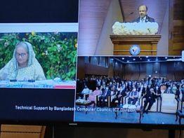 'বৈশ্বিক শান্তি প্রতিষ্ঠায় বাংলাদেশ সবসময় প্রস্তুত'