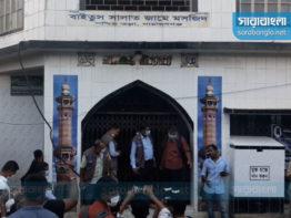 নারায়ণগঞ্জে মসজিদে বিস্ফোরণ: বিদ্যুৎ মিস্ত্রি ২ দিনের রিমান্ডে