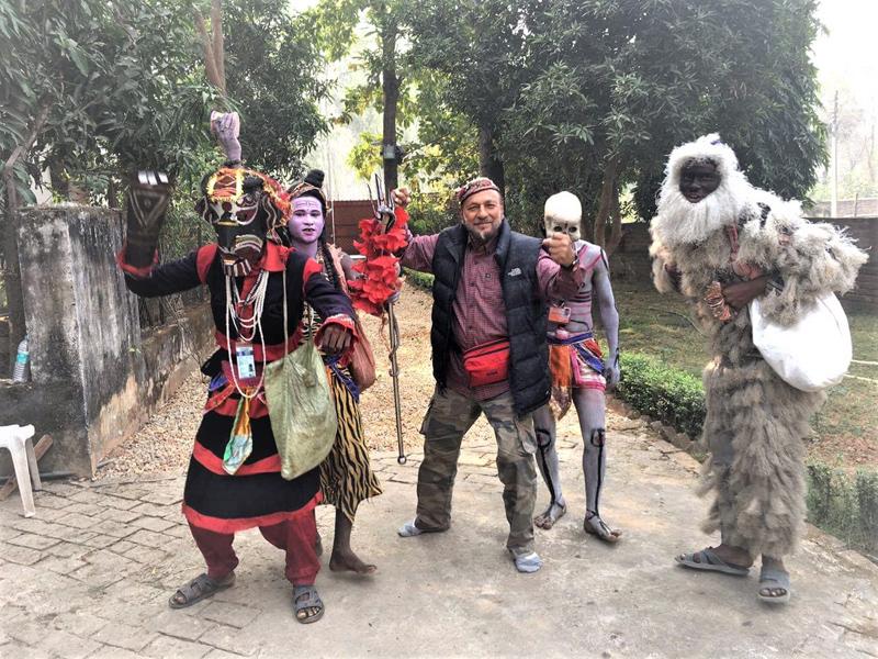 নিরীক্ষাধর্মীতা ও পাললিক বাংলা শিল্পের রূপকার কালিদাস কর্মকার