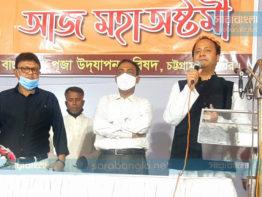 'শেখ হাসিনা প্রধানমন্ত্রী থাকলেই সাম্প্রদায়িক সম্প্রীতি থাকবে'