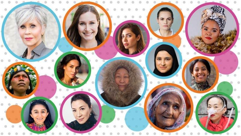 বিবিসির প্রভাবশালী ১০০ নারীর তালিকায় ২ বাংলাদেশি